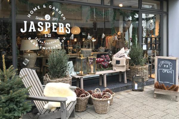 Showroom Jaspers & Co. Baar/Zug